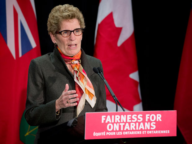 Letter to Premier Wynne: Don't help radicals destroy our towns
