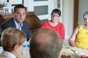 Judges quashes majority of turbine appeal FILE PHOTO West Niagara-Glanbrook MPP Tim Hudak has lent his support to West Lincoln residents set to take part in an environmental review tribunal against a turbine project in the township.