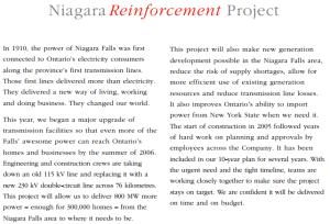 NiagaraReinforcement
