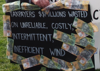 Wind Industry Keeps Losing 'Hearts and Minds': Community Opposition Rolls & Builds