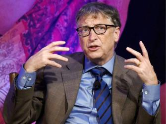 """I can't comment on climate justice. I don't know what the definition of that is,"" says former Microsoft CEO Bill Gates."