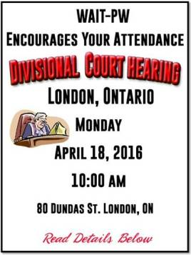 Wait- PW court hearing april 18, 2016
