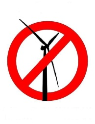 Wind Turbines --- say NO