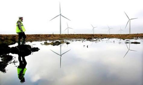turbines & water