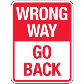 wrong-way