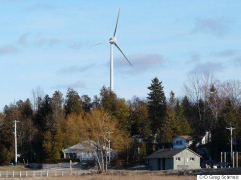unifor wind turbine