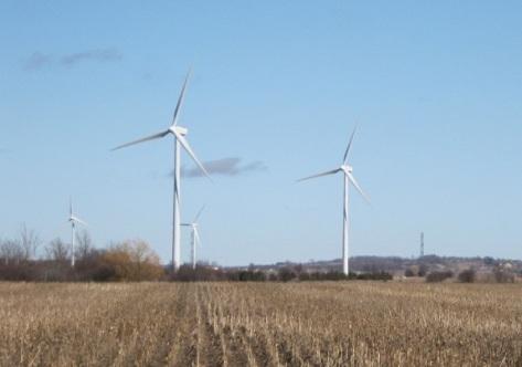 huron county Wind-Turbines