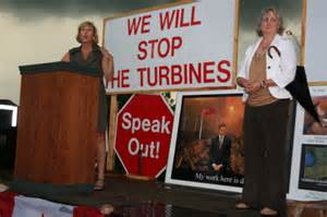 we will stop the turbines