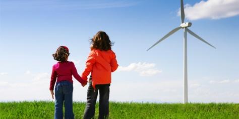 children-turbine