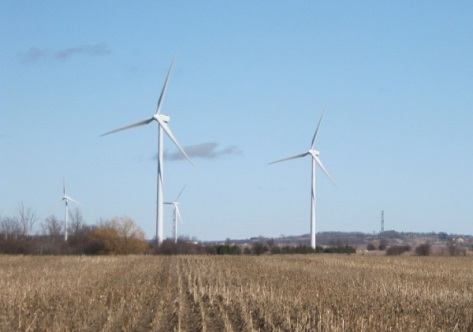 huron county Wind-Turbines
