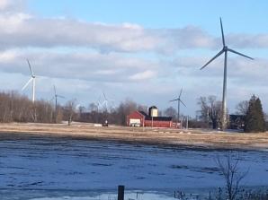 Niagara wind