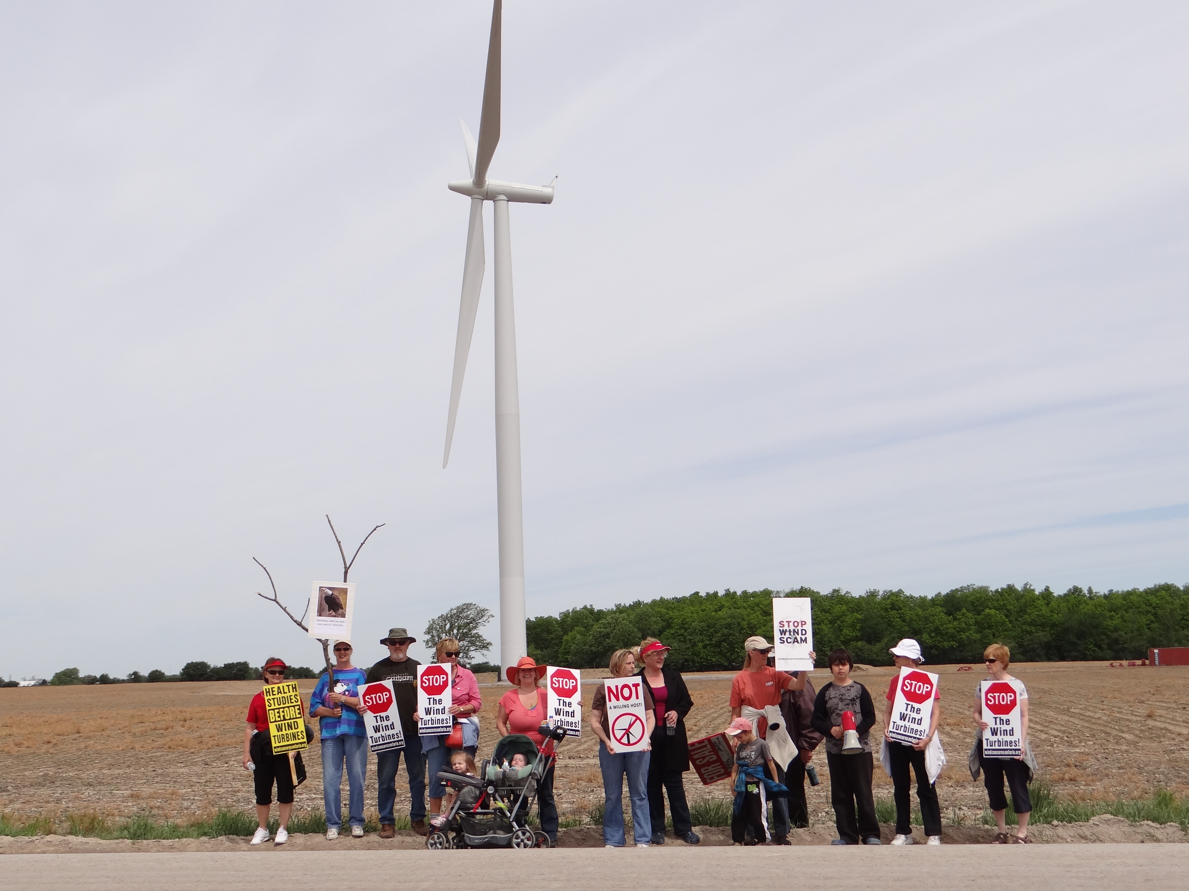 May | 2018 | Mothers Against Wind Turbines Inc