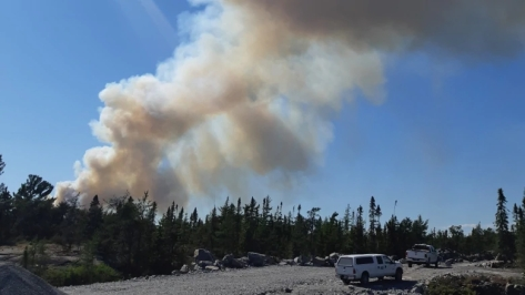 french-river-forest-fire