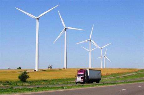 Ontario wind