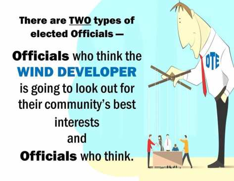 officials who think