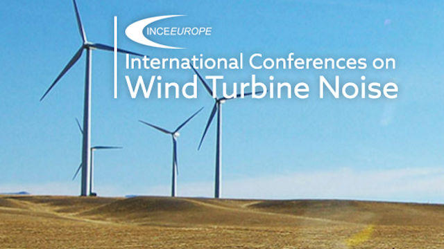 wind turbine noise conference