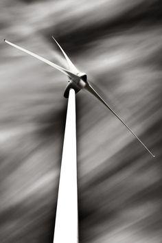wind turbine shadow